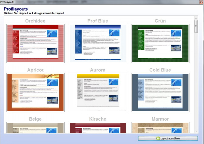 Webdesign Programm