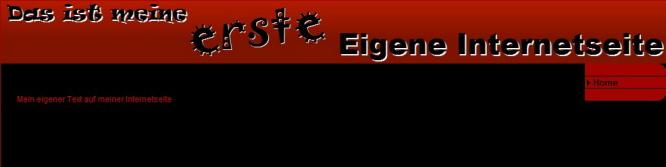 Webpages Pflege